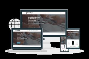 ClinicPhone.es portfolio Diwify.com